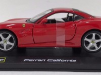 bburago 18-46100 Гоночная машина ferrari califonia 1/32