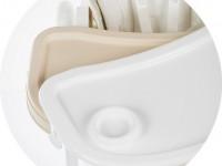 chipolino стул для кормления gelato sthge0173be бежевый