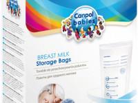 canpol 70/001 Пакеты для хранения грудного молока (20 шт.)