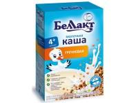 Беллакт каша молочная гречневая (4m+) 200 гр.