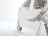 cam Стульчик для кормления pappananna c241 Мишка/белый
