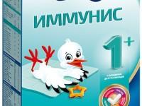 """БЕЛЛАКТ """"immunis 1+""""  (0-6) 400 gr."""