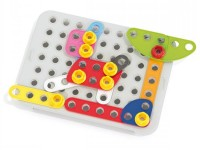 "quercetti 6165 Конструктор ""techno jumbo starter set"" (52 дет.)"