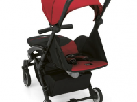 cam cărucior cubo 126 roșu (suport pentru picioare lung)