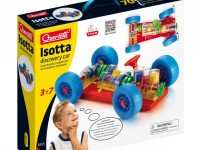 "quercetti 8515 Конструктор ""isotta discovery car"""