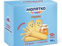 Печенье Малятко медовое от 1 года 100гр