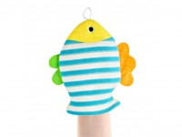 "roxy rbs-006 Махровая мочалка-рукавичка ""Рыбка"""