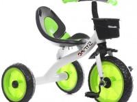 chipolino Трёхколёсный велосипед strike trksk0201gr зеленый