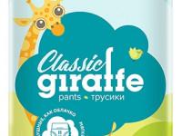 lovular Трусики-подгузники classic giraffe m (6-10 кг.) 44 шт.
