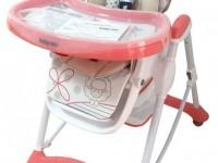 baby mix ur-yq-198-1 Стульчик для кормления розовый