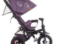"chipolino Трицикл ""bolide"" trkbld02104dh фиолетовый"