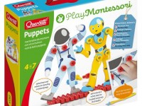"quercetti 614 montessori Игровой набор ""Фигурки для сборки"""