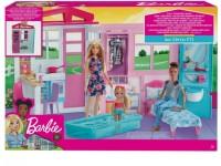barbie fxg54 Портативный домик Барби                               prevnext Портативный домик barbie