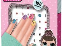 ses cretive14193s Наклейки на ногти l.o.l. nail transfers