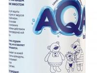 80.36 aqa baby Гель для ручек малыша с антибактериальным эффектом (100 мл.)