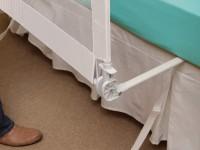 dreambaby f761 Защитный барьер на кровать (110 х 45,5 см.) серый