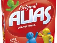 """tactic 53364 Настольная игра alias """"Скажи иначе"""" (рус.-англ.)"""