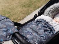 """womar zaffiro sac de dormit grow up """"pastel navy blue"""""""