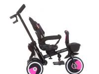 chipolino Трицикл vector mg 360° trkvem214dh розовый