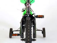"""volare 2041 Велосипед 14 """"sportivo"""" чёрный/зелёный"""