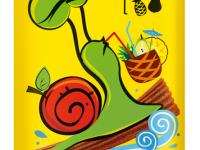 bob snail Натуральные конфеты Грушево-Ананасовый Страйп (14 гр.)