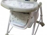baby mix ur-yq-198-2 Стульчик для кормления латте